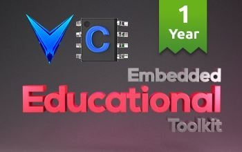 Picture of Virtuoso Embedded Educational Toolkit 1 Year