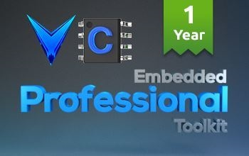 Picture of Virtuoso Embedded Professional Toolkit 1 Year